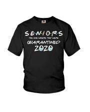 Quarantine Toilet paper Tee Class of 2020 Youth T-Shirt thumbnail