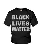 Black Lives Matter Shirt Official Youth T-Shirt thumbnail