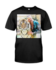 Joe Exotic Tiger King Funny Premium T-Shirt Premium Fit Mens Tee thumbnail