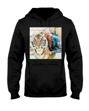 Joe Exotic Tiger King Funny Premium T-Shirt Hooded Sweatshirt front