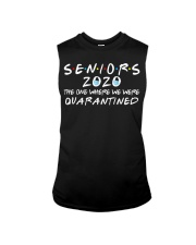 Seniors 2020 The One Where We Were Quarantined Sleeveless Tee thumbnail