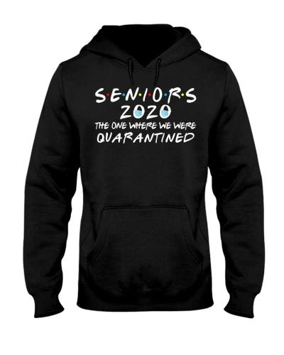 Seniors 2020 The One Where We Were Quarantined