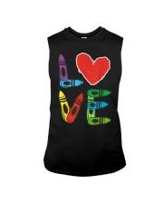 Preschool Teacher Shirts Valentines Day Boys Sleeveless Tee thumbnail