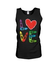 Preschool Teacher Shirts Valentines Day Boys Unisex Tank thumbnail