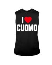 Andrew Cuomo I Love Cuomo T-Shirt Sleeveless Tee thumbnail