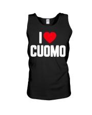 Andrew Cuomo I Love Cuomo T-Shirt Unisex Tank thumbnail