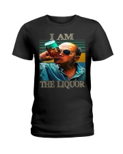 Vintage Funny I Am The Liquor Gift For Mens Ladies T-Shirt thumbnail
