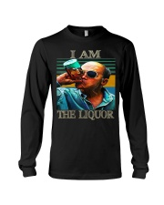 Vintage Funny I Am The Liquor Gift For Mens Long Sleeve Tee tile