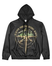 Limited Edition Women's All Over Print Hoodie thumbnail