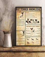 RAT TERRER Knowledge 11x17 Poster lifestyle-poster-3