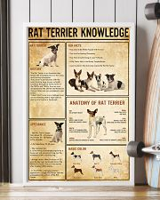RAT TERRER Knowledge 11x17 Poster lifestyle-poster-4