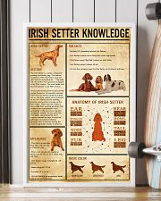 IRISH SETTER Knowledge 11x17 Poster lifestyle-poster-4