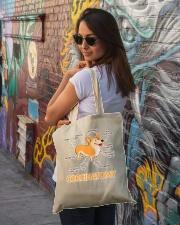 Corgi Anatomy Tote Bag Tote Bag lifestyle-totebag-front-1