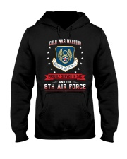 COLD WAR WARRIOR-8TH AIR FORCE Hooded Sweatshirt tile