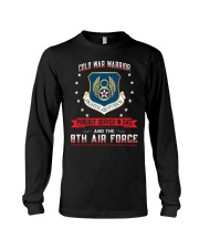 COLD WAR WARRIOR-8TH AIR FORCE Long Sleeve Tee tile