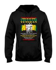 WE WERE THE BEST AMERICA HAD-VIETNAM VETERAN Hooded Sweatshirt thumbnail