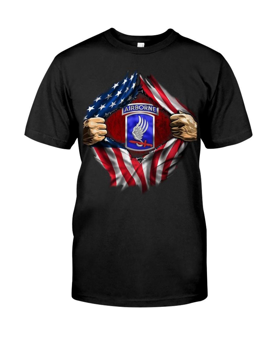 173rd-Airborne-Brigade-T-Shirts Classic T-Shirt