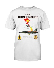 F-105 THUNDERCHIEF-VIETNAM WAR Classic T-Shirt tile
