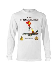 F-105 THUNDERCHIEF-VIETNAM WAR Long Sleeve Tee thumbnail