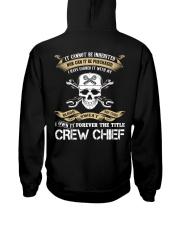 CREW CHIEF Hooded Sweatshirt thumbnail