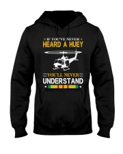 HEARD A HUEY Hooded Sweatshirt thumbnail