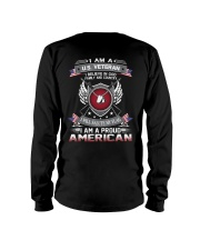 I AM A US VETERAN Long Sleeve Tee thumbnail