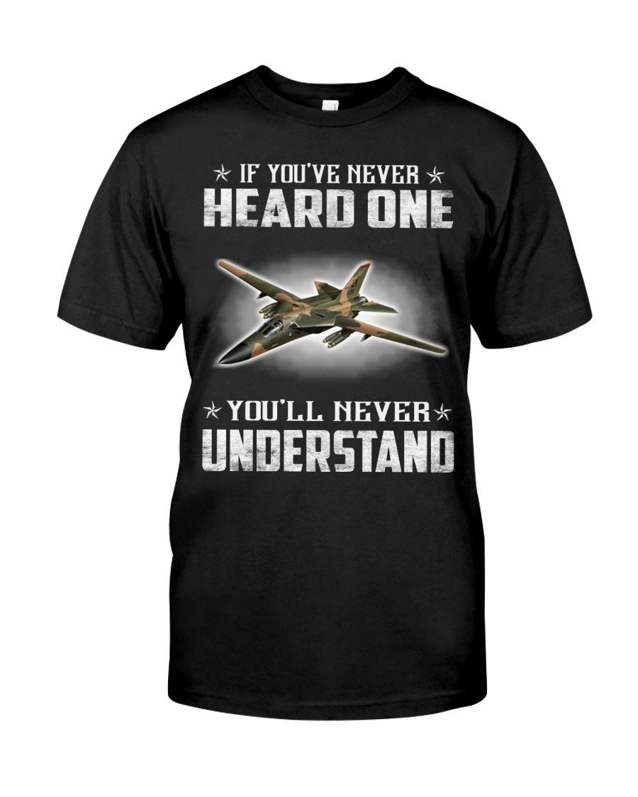 HEARD F-111 AARAVARK Classic T-Shirt