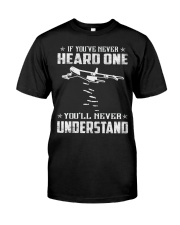 HEARD ONE-UNDERSTAND Classic T-Shirt front