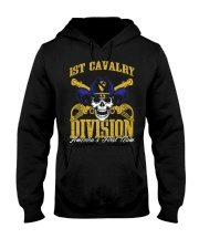 1ST CAVALRY DIVISION-FIRST TEAM Hooded Sweatshirt thumbnail