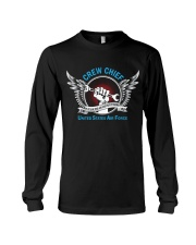 CREW CHIEF-UNITED STATES AIR FORCE Long Sleeve Tee thumbnail