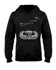 AIRBORNE DIVISON Hooded Sweatshirt tile