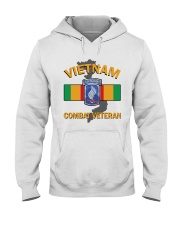 VIETNAM-COMBAT VETERAN Hooded Sweatshirt thumbnail