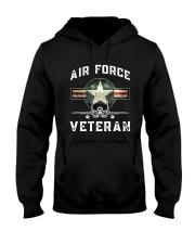 AIR FORCE VETERAN Hooded Sweatshirt thumbnail