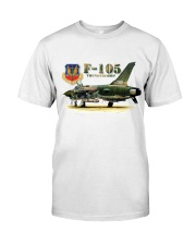 F-105 THUNDERCHIEF Classic T-Shirt tile