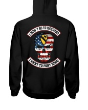 I WENT TO FORT HOOD Hooded Sweatshirt thumbnail
