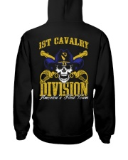 1ST CAVALRY DIVISION-FIRST TEAM Hooded Sweatshirt tile