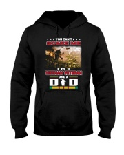 I AM A VIETNAM VETERAN AND A DAD Hooded Sweatshirt thumbnail