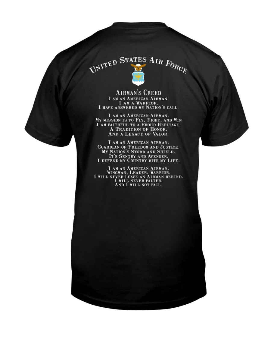 AIRMANS CREED Classic T-Shirt