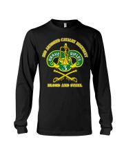 3RD ARMORED CAVALRY REGIMENT Long Sleeve Tee thumbnail