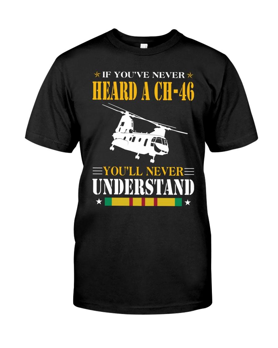 HEARD A CH-46 Classic T-Shirt