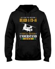 HEARD A CH-46 Hooded Sweatshirt thumbnail