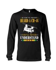 HEARD A CH-46 Long Sleeve Tee thumbnail