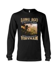 LONG AGO-VIETNAM Long Sleeve Tee thumbnail