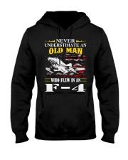 OLD MAN F-4 Hooded Sweatshirt thumbnail