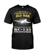 OLD MAN-KC-135 Classic T-Shirt front
