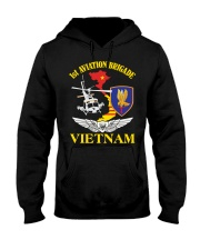 1st AVIATION BRIGADE-VIETNAM WAR Hooded Sweatshirt tile
