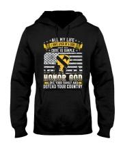 HONOR GOD Hooded Sweatshirt thumbnail