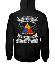 3RD ARMORED DIV VETERAN Hooded Sweatshirt thumbnail