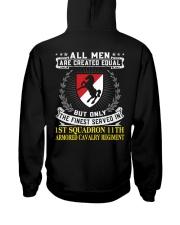 ALL MEN-1ST SQUUADRON 11TH Hooded Sweatshirt thumbnail