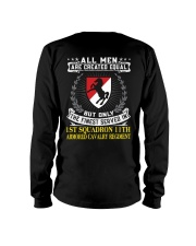 ALL MEN-1ST SQUUADRON 11TH Long Sleeve Tee thumbnail